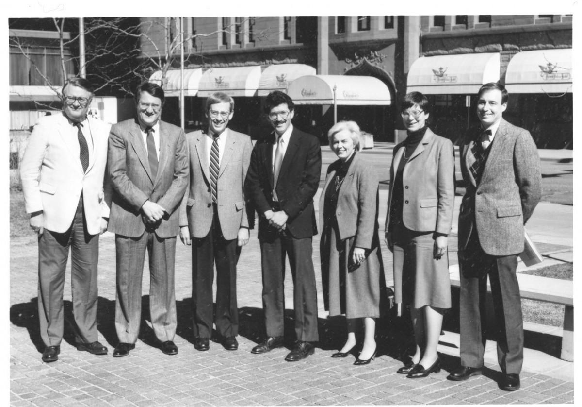 NCPH presidents-1988 Annual Meeting in Denver
