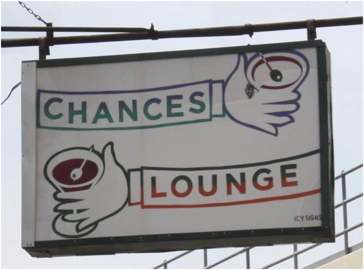 Chances Bar