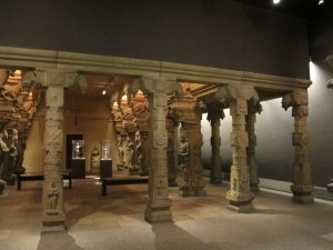 View from the South Asian Gallery at the Philadelphia Museum of Art | Credit: Mekala Kirshnan