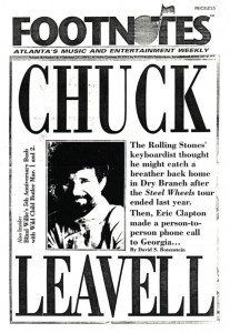 Footnotes cover, February 27, 1991