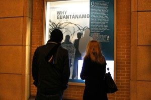 GPMP exhibit on display at NYU's Kimmel Windows Gallery, December 2012 Photo credit: Picture Projects