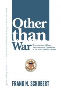 Other Than War