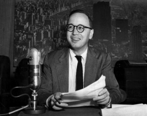 Arthur Schlesinger, Jr. in 1951. Photo credit: Wikicommons.