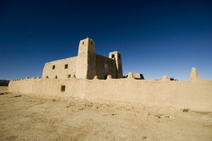 San Esteben del Rey Mission Church at Acoma Sky City.| Credit: National Trust for Historic Preservation