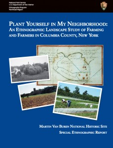 "Cathy Stanton, ""Plant Yourself in My Neighborhood,"" winner of the 2014 award. Image courtesy of the National Park Service."