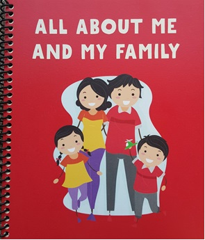 Workbook cover.| Courtesy of: Nicole Belle DeRise