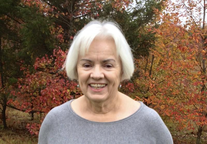 Arnita Jones, photo credit the author