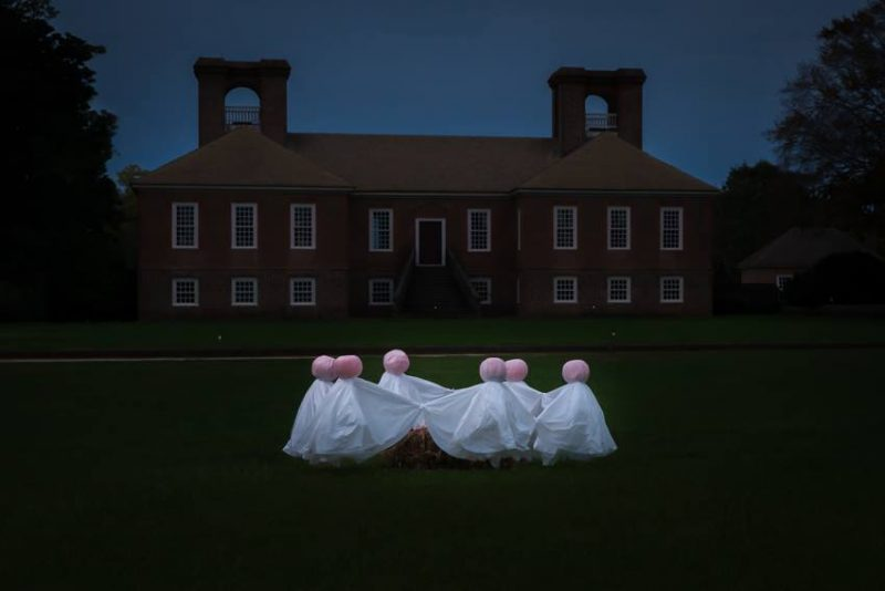 "Promotional photo for Stratford Hall's ""Stratford After Dark"" event. Courtesy Museum's Facebook Page"